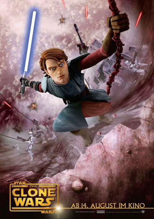 Star Wars animated - The Clone Wars