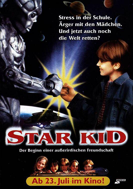 Star kid - film poster