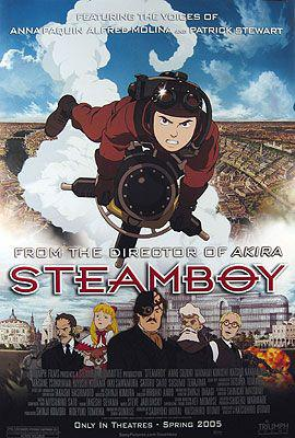 Film - Steamboy