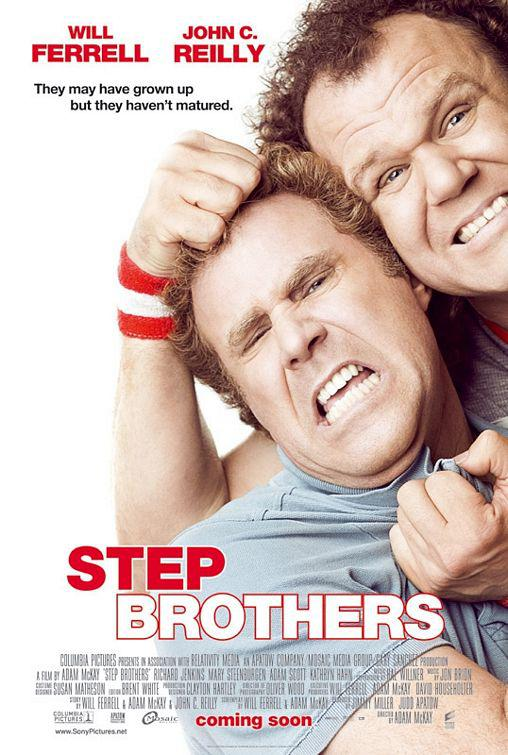 Step Brothers - Fratellastri a 40 anni