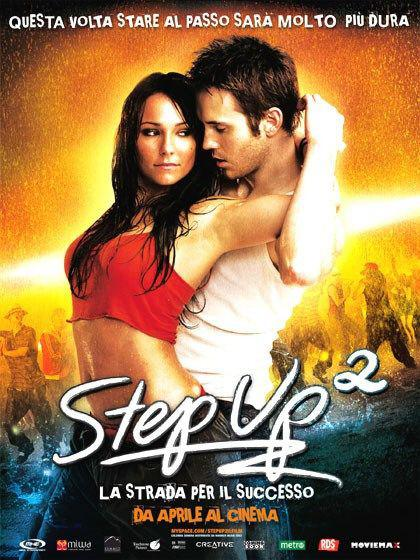 Step Up 2 - film poster