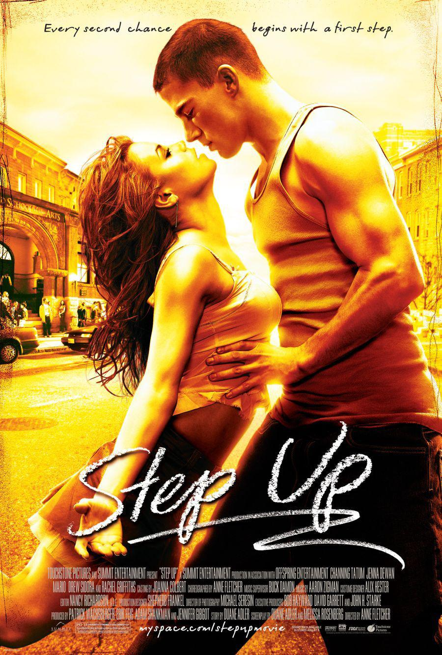 Step Up - film poster
