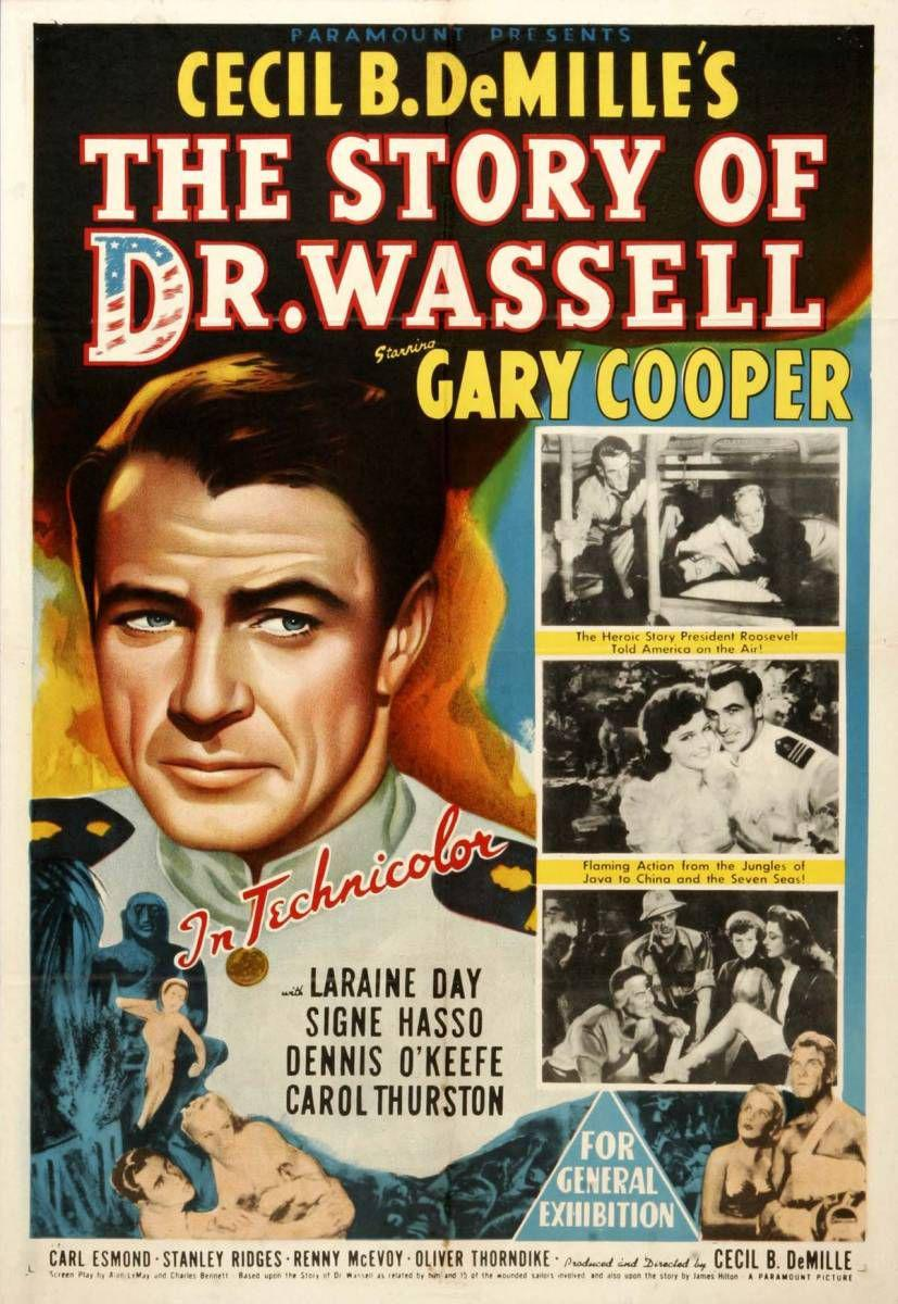 Film - Story of Dr Wassell