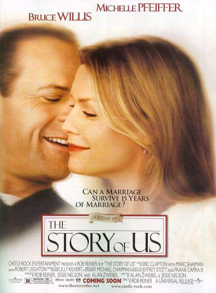 Story of us - Storia di noi due - Bruce Willis & Michelle Pfeiffer
