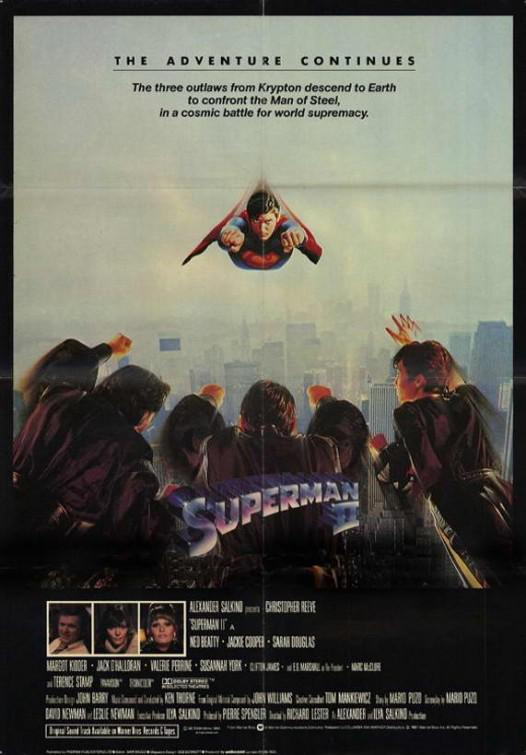 Film - Superman 2