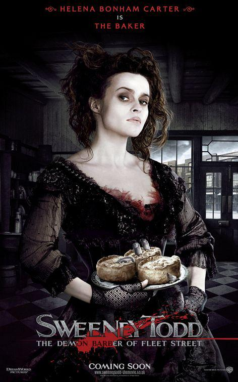 Sweeney Todd - Il diabolico barbiere di Fleet Street - The Demon Barber of Fleet Street - Helena Bonham Carter - the Baker