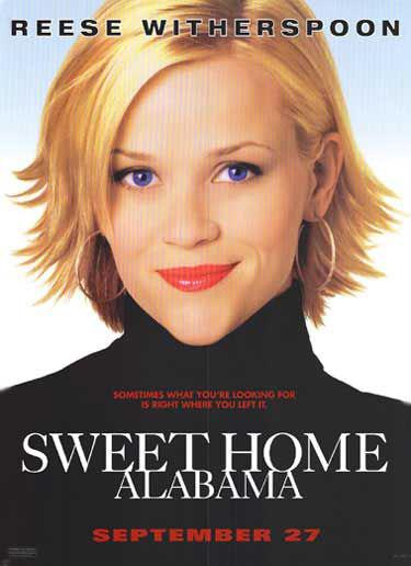 Tutta colpa dell'amore (Sweet Home Alabama) - poster