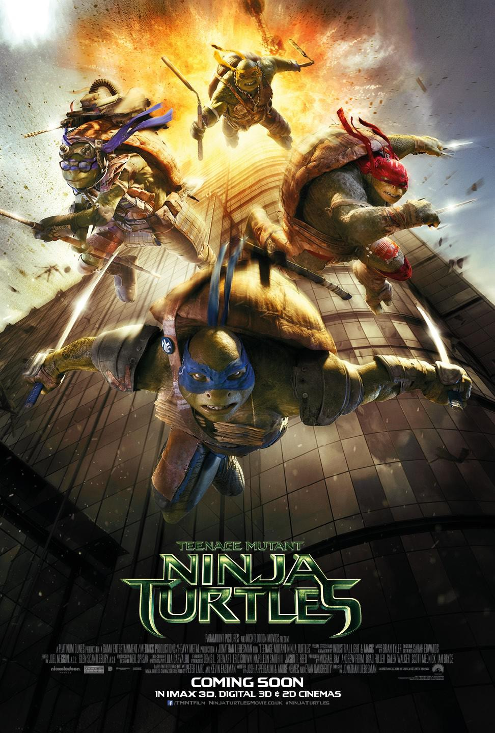 TMNT - Teenage Mutant Ninja Turtles (1990)
