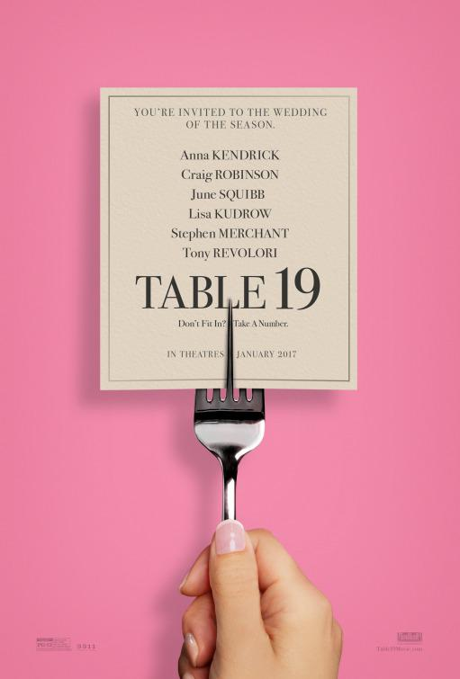 Tavolo 19 - Table Nineteen