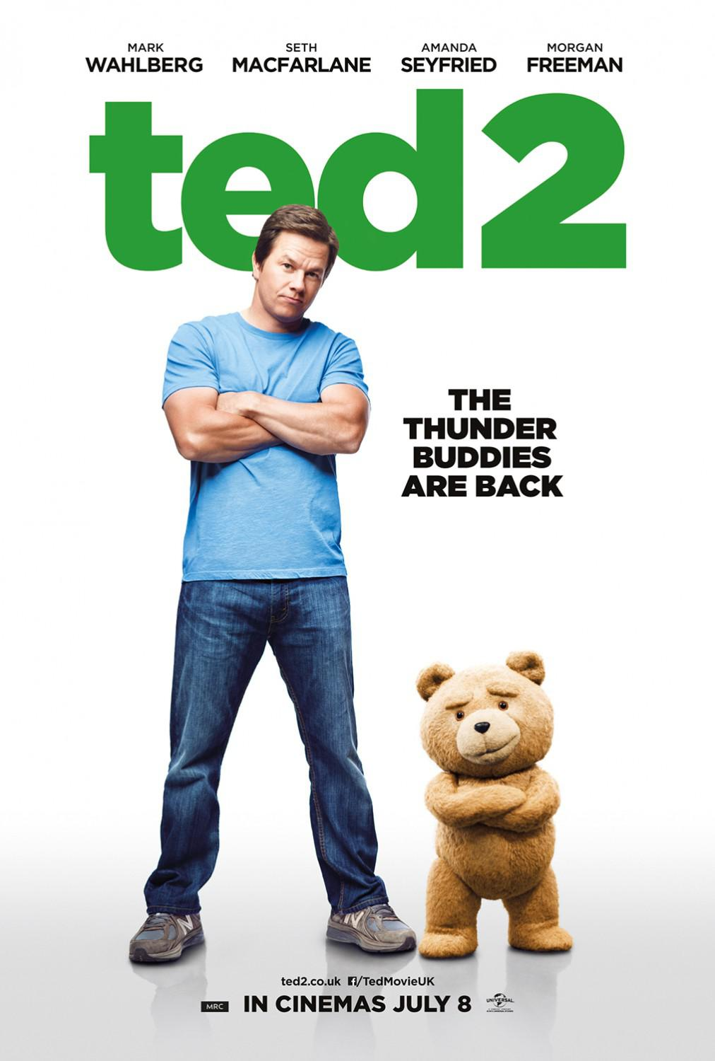 Ted 2 - Ted two - film