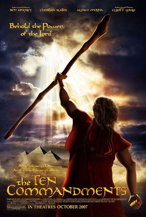 Ten Commandments - 10 Comandamenti -2007-