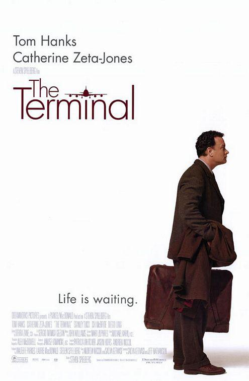Film - Terminal - Tom Hanks