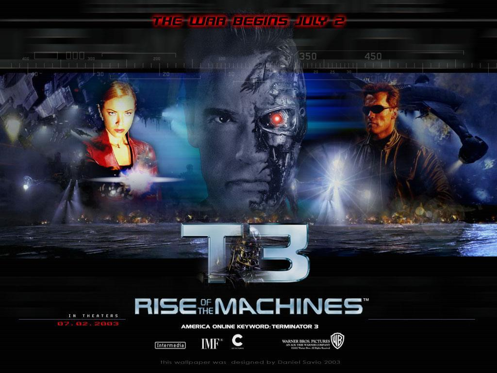 Terminator 3 - Macchine ribelli - Rise of the Machines - Rebelión de las Máquinas - Guerre des Machines