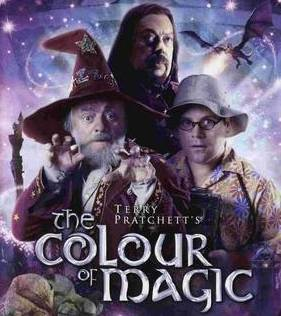 Terry Pratchet - Colour of Magic