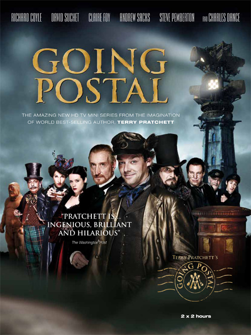 Terry Pratchet - Going Postal
