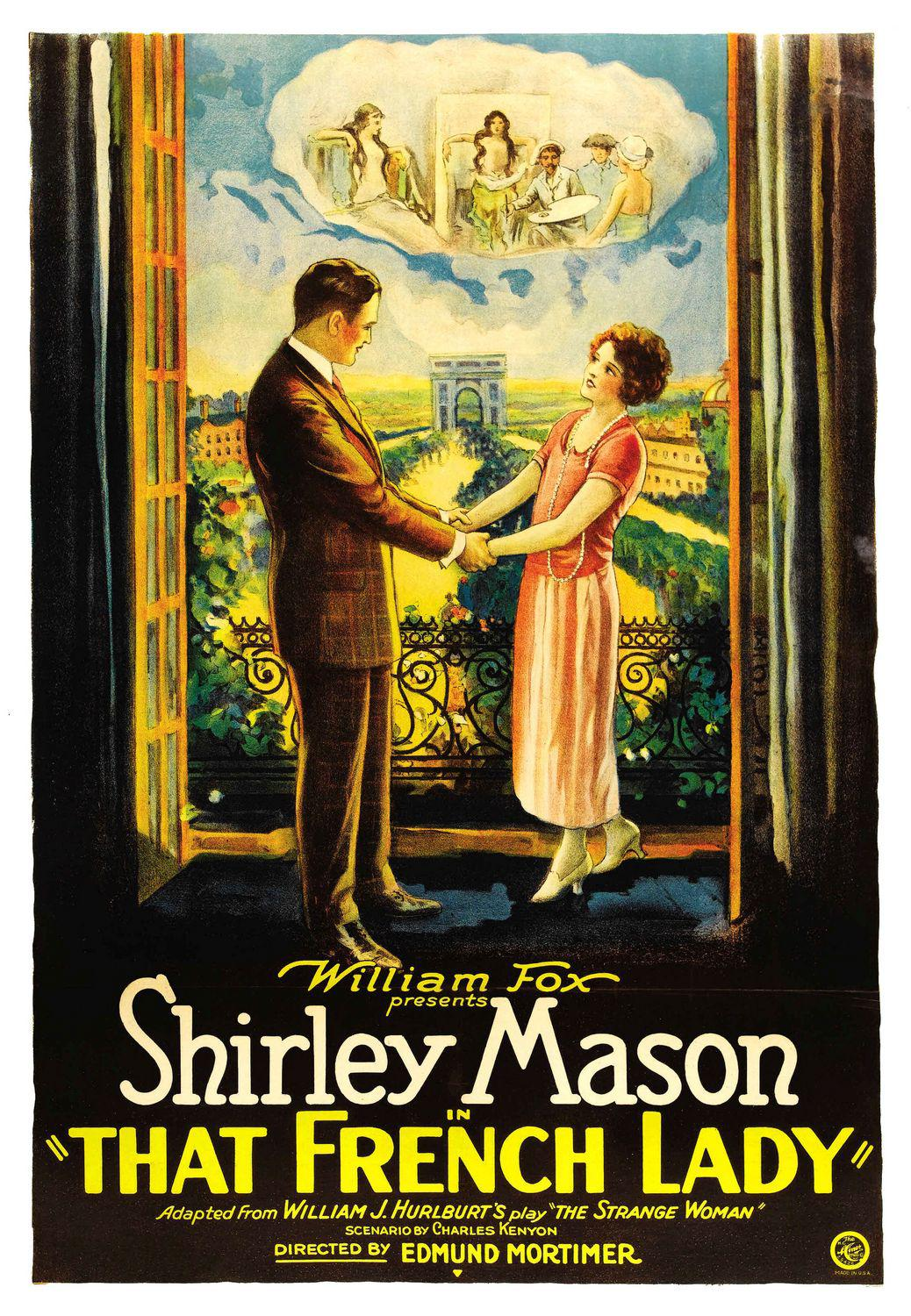 That French Lady - Shirley Mason