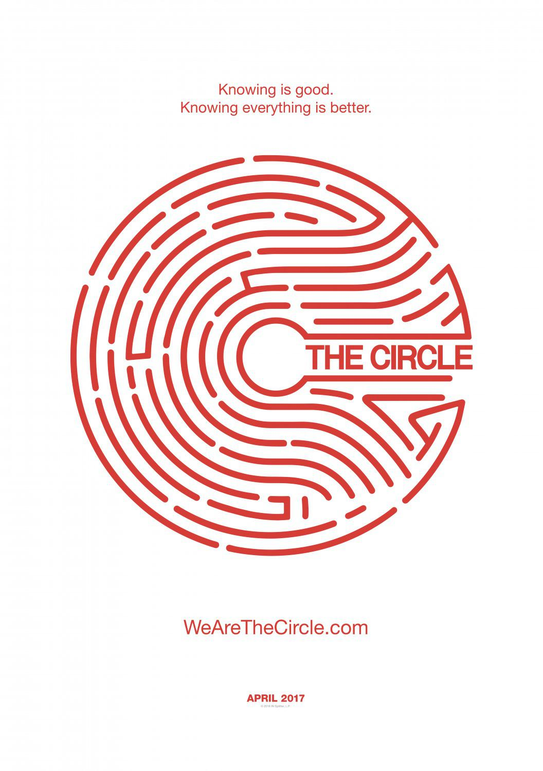 The Circle - Emma Watson - Tom Hanks - logo