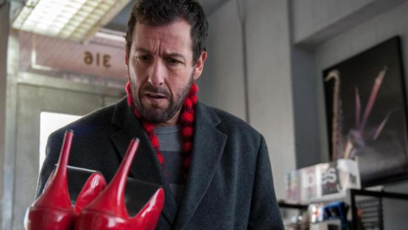 Mr Cobbler e la bottega magica (The Cobbler) - scene red shoes - Adam Sandlers