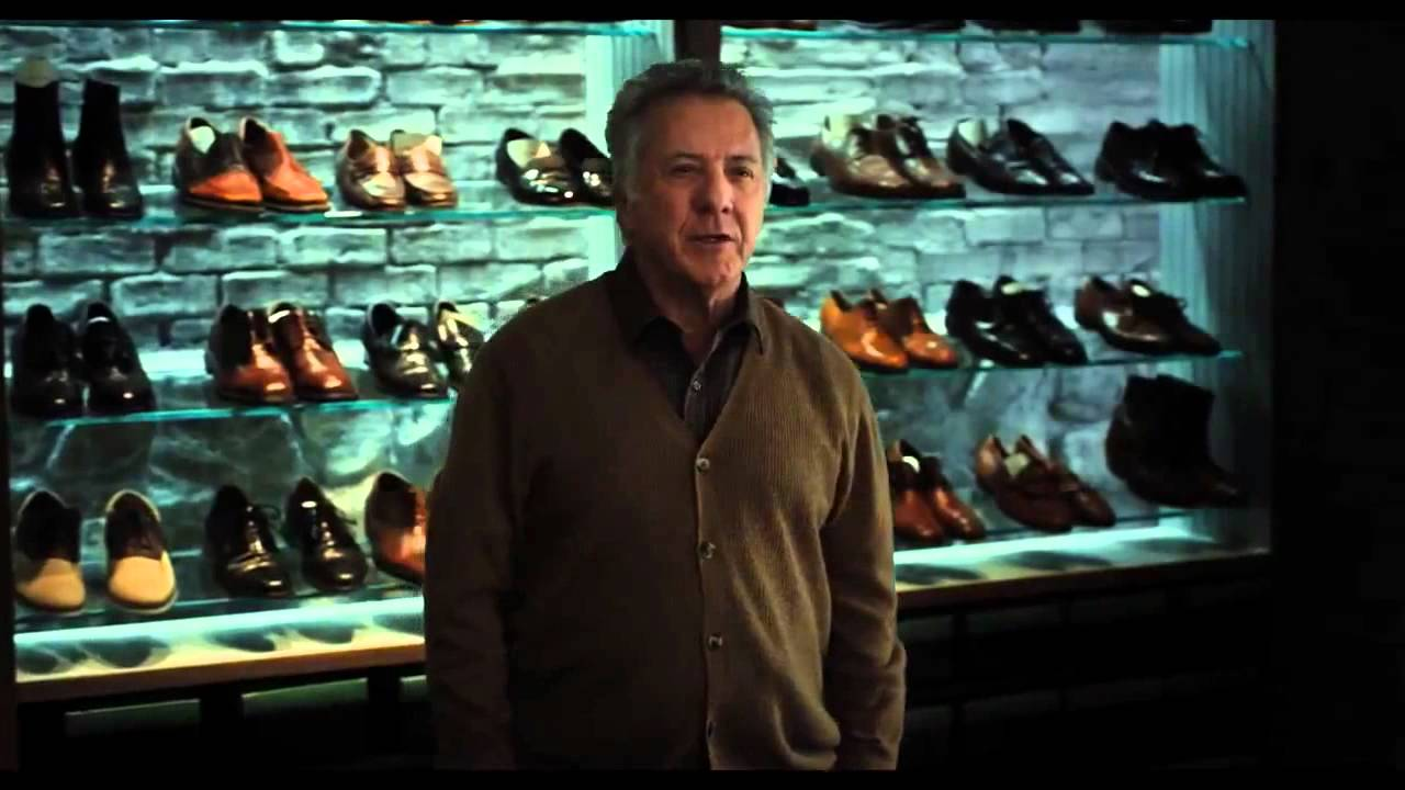 Mr Cobbler e la bottega magica (The Cobbler) - scene father - Dustin Hoffman