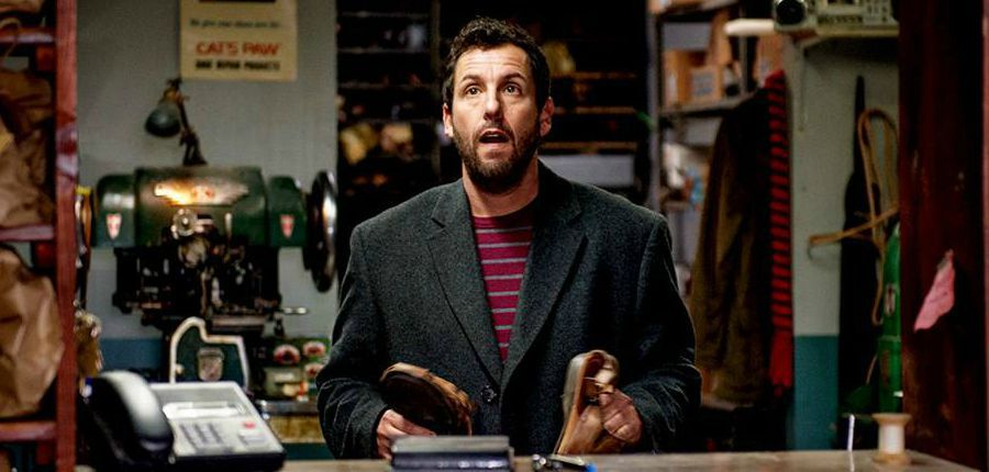 Mr Cobbler e la bottega magica (The Cobbler) - scene - Adam Sandlers