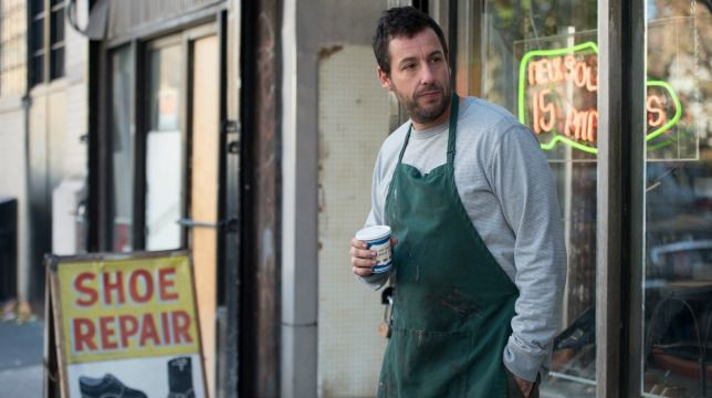 Mr Cobbler e la bottega magica (The Cobbler) - shop - Adam Sandlers