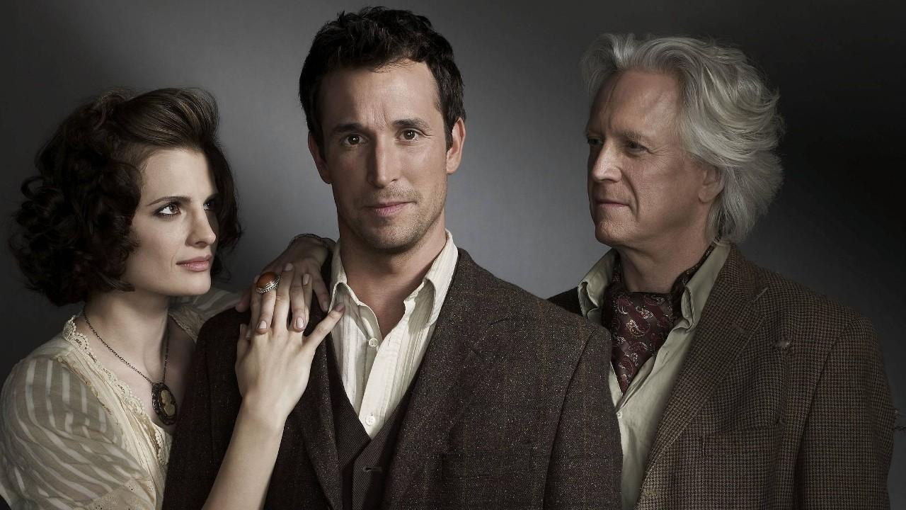 The Librarian 1- The Curse of the Judas Chalice - La maledizione del calice di Giuda - Noah Wyle