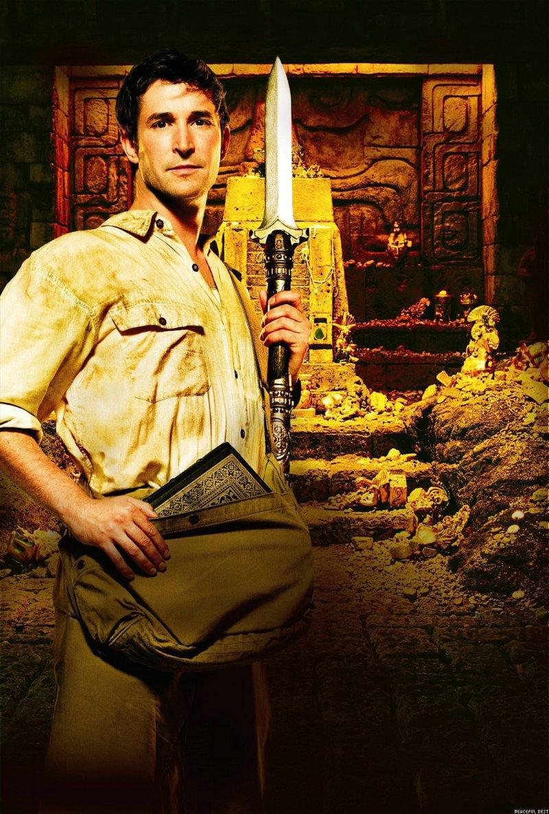 The Librarian 3- Quest for the Spear - Alla ricerca della lancia perduta - Noah Wyle