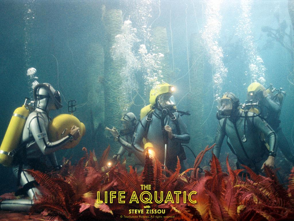 Le Avventure Acquatiche di Steve Zissou - The Life Aquatic With Steve Zissou