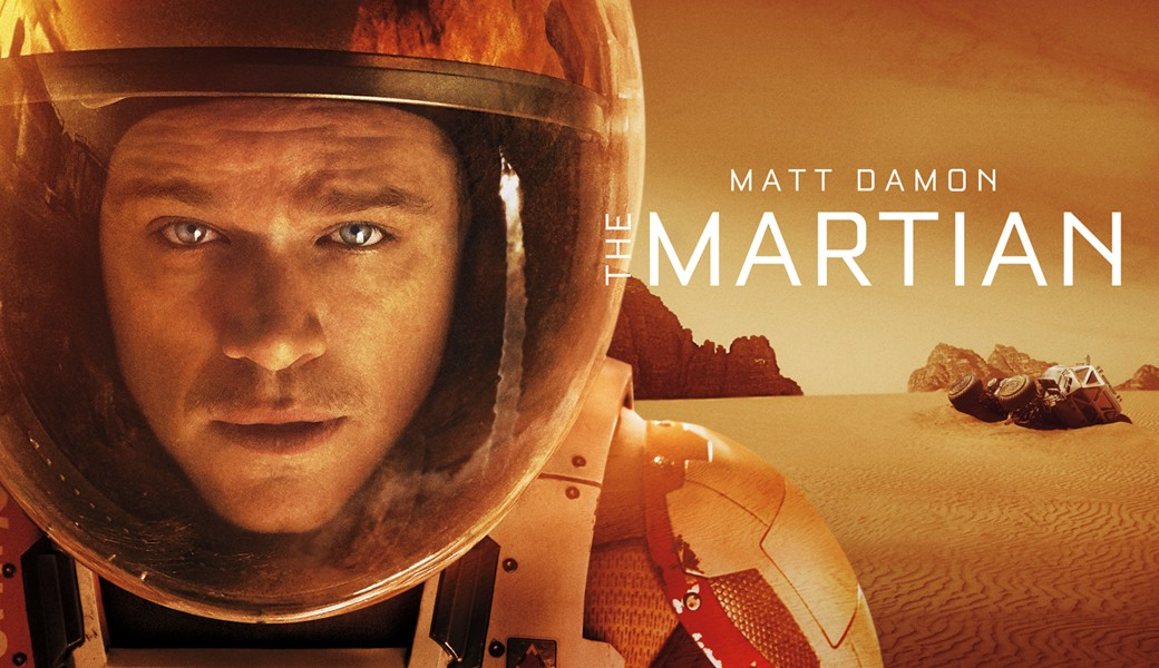 Film The Martian - Sopravvissuto - movie scifi 2016 Matt Damon