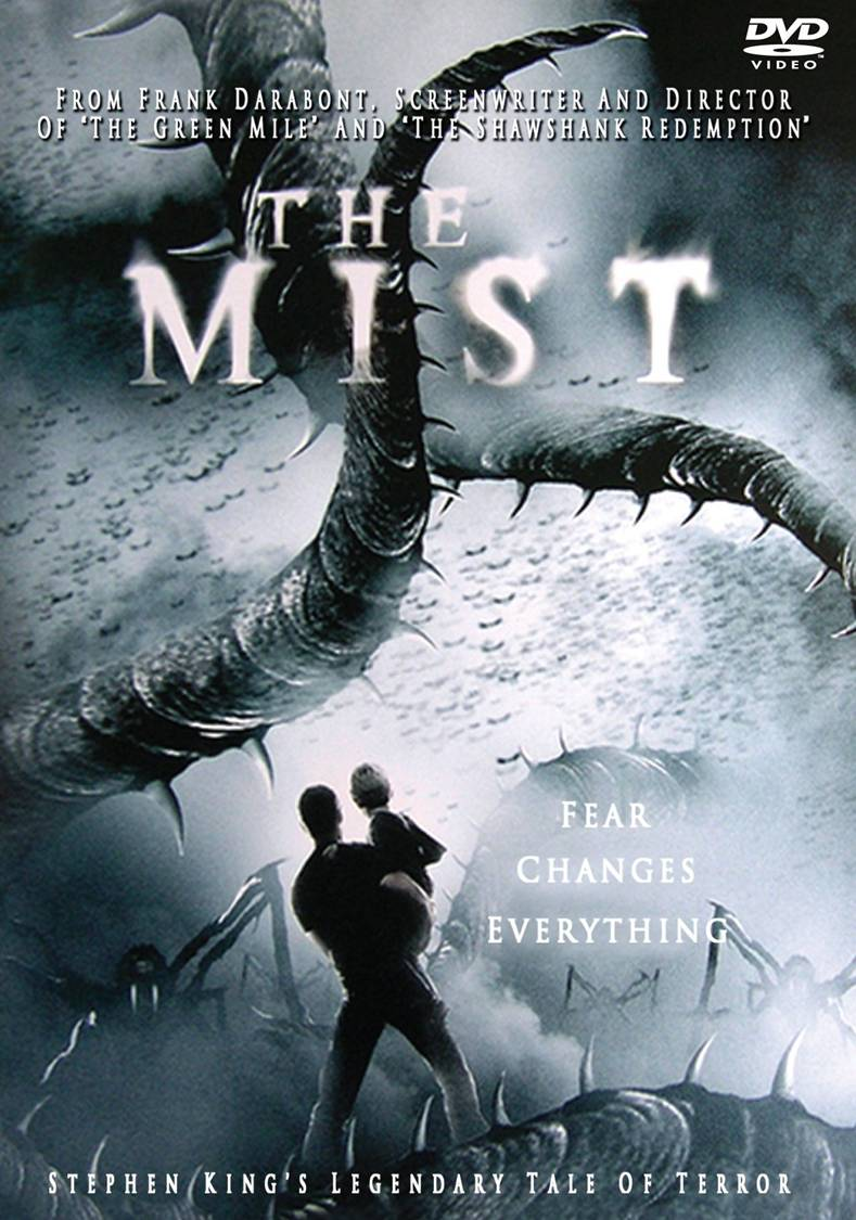 Film - The Mist - poster