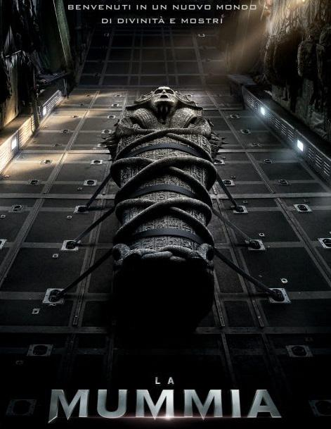 film - movie - horror - The Mummy - La Mummia - poster