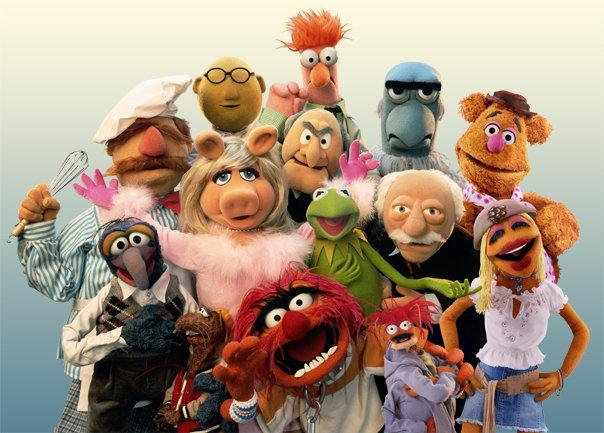 The Muppets 2012