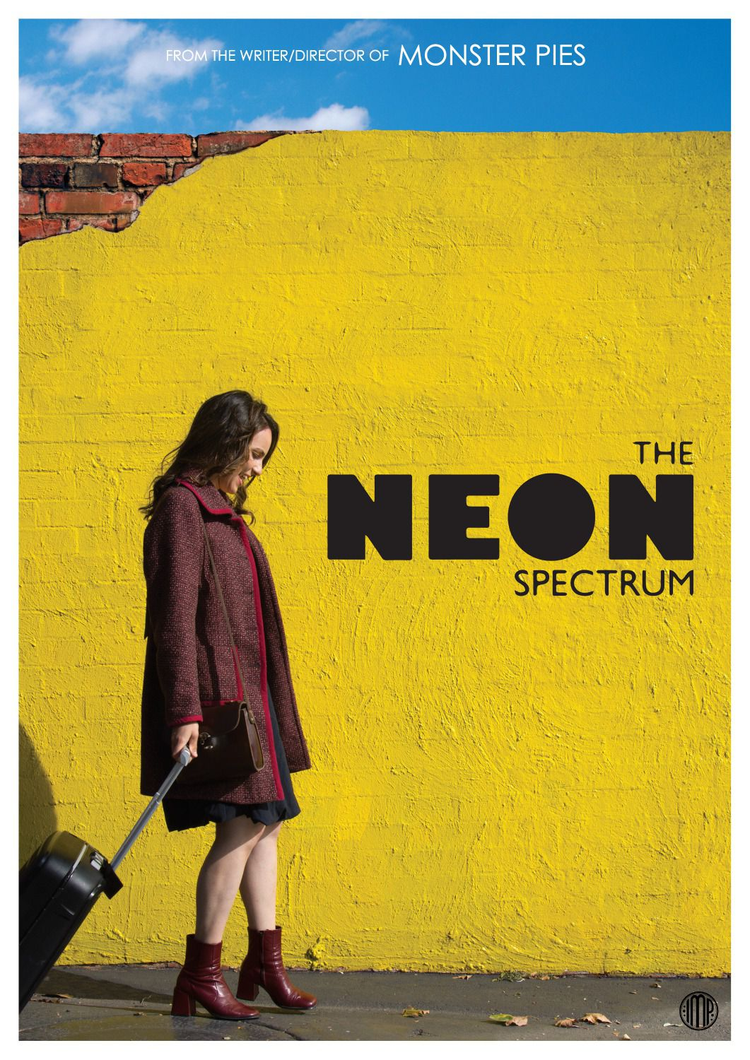 The Neon Spectrum - film poster