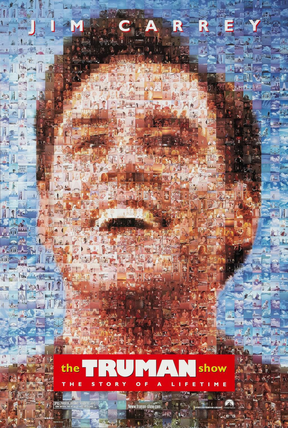 The Truman Show - poster