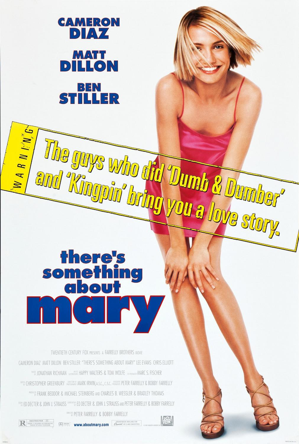 Tutti Pazzi per Mary - Theres something about Mary