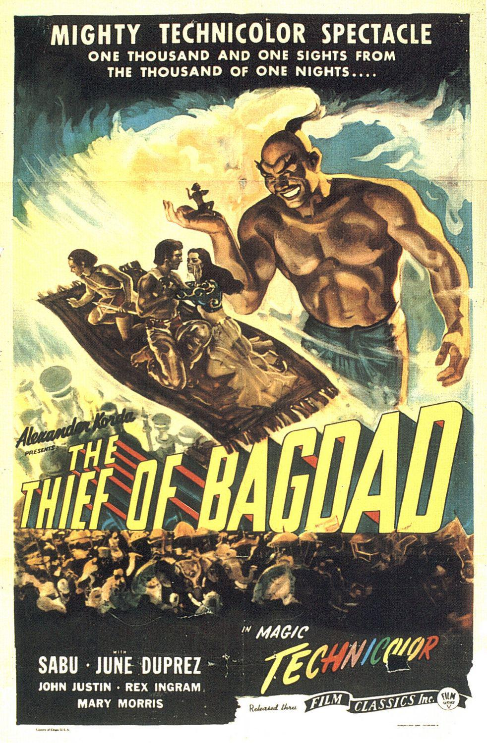 Thief of Bagdad - Ladro di Bagdad