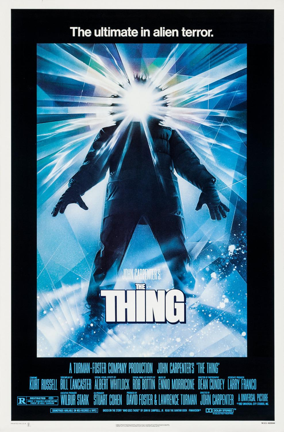La Cosa - The Thing - prequel 2011