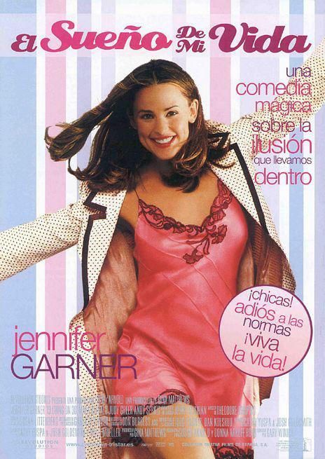 30 Anni in un Secondo - Thirteen going on thirty - Jennifer Garner