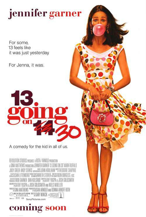 30 Anni in un Secondo - Thirteen going on thirty