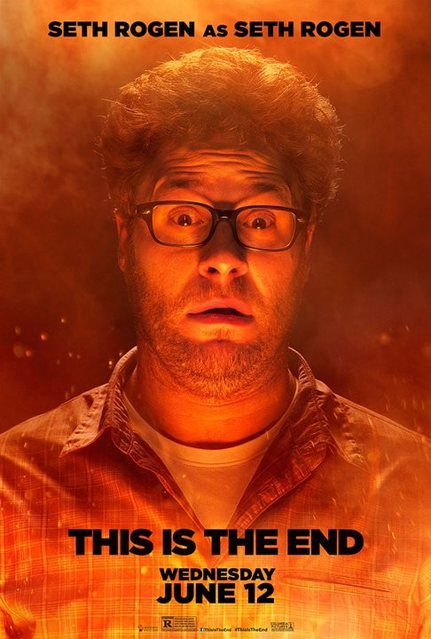 This is the end - Questa è la fine - Seth Rogen