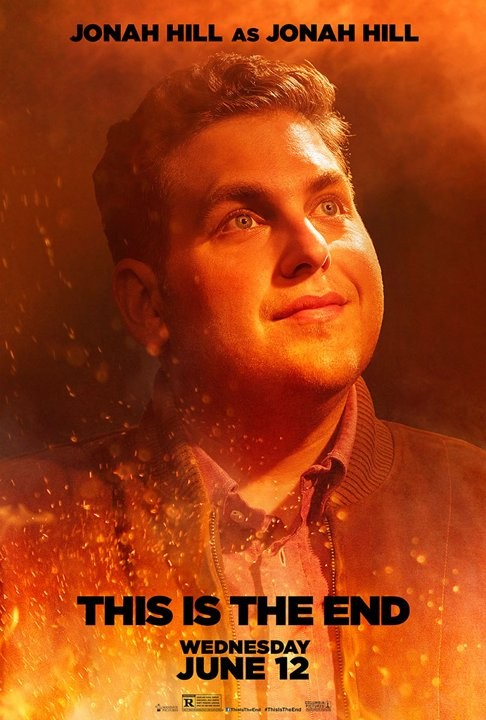 This is the end - Questa è la fine - Jonah Hill