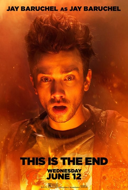 This is the end - Questa è la fine - Jay Baruchel