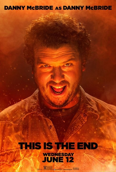 This is the end - Questa è la fine - Danny McBride
