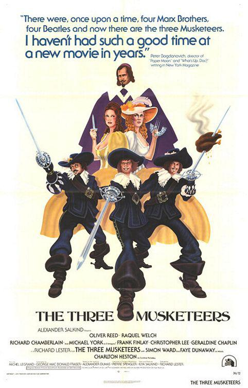 Film - Tre Moschettieri (Three Musketeers) 1973
