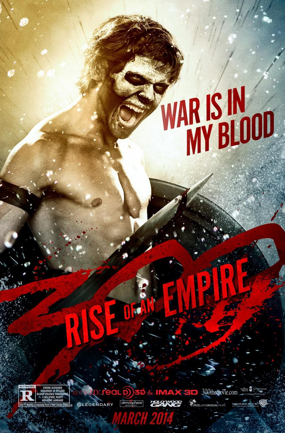300 Alba di un Impero - Three hundred rise of an Empire - war in my blood