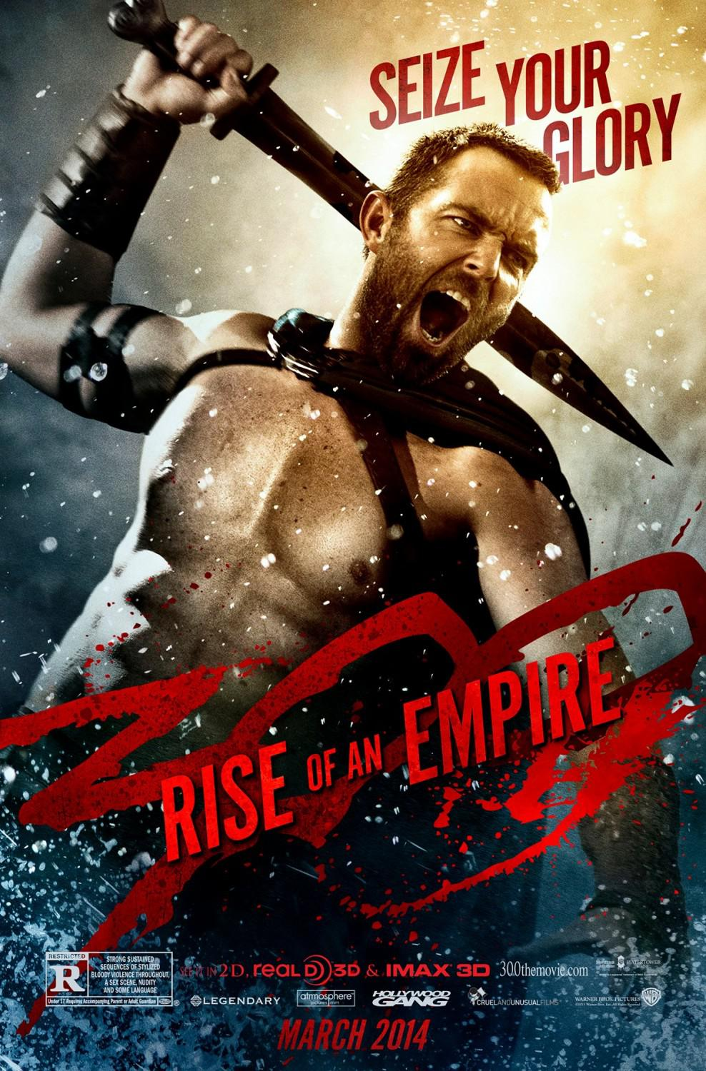 300 Alba di un Impero - Three hundred rise of an Empire - seize your glory