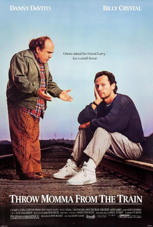 Getta la Mamma dal Treno - Throw Momma from the Train - Danny DeVito - Billy Crystal