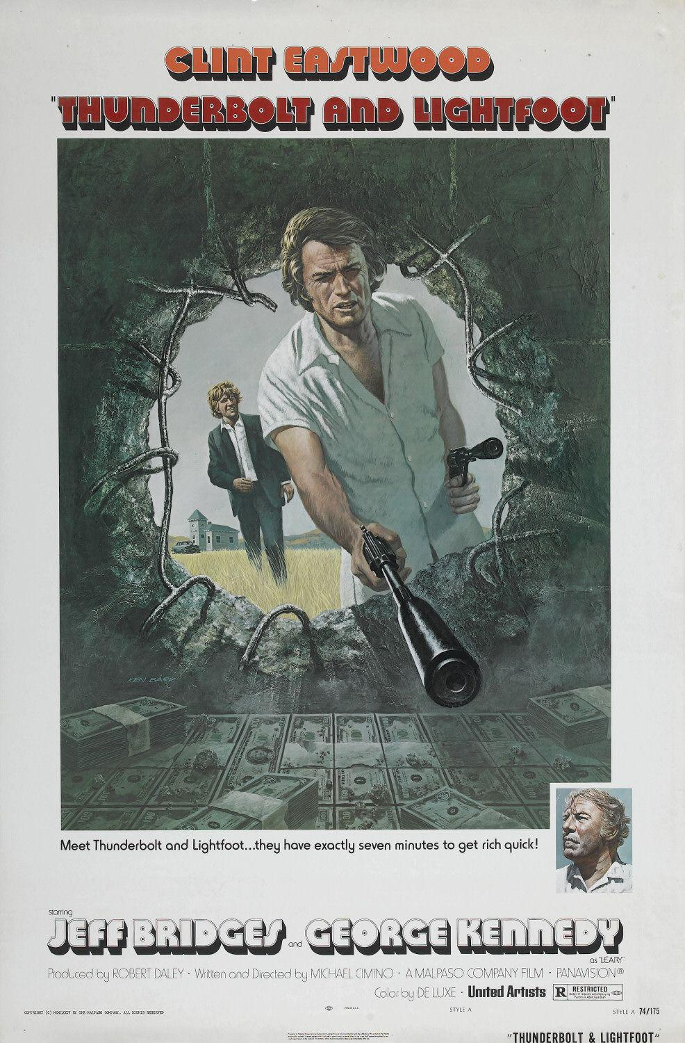 Una Calibro 20 per lo Specialista - Thunderbolt and Lightfoot - Clint Eastwood