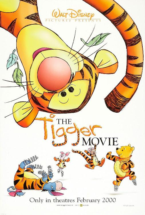 T come Tigro - Tigger movie