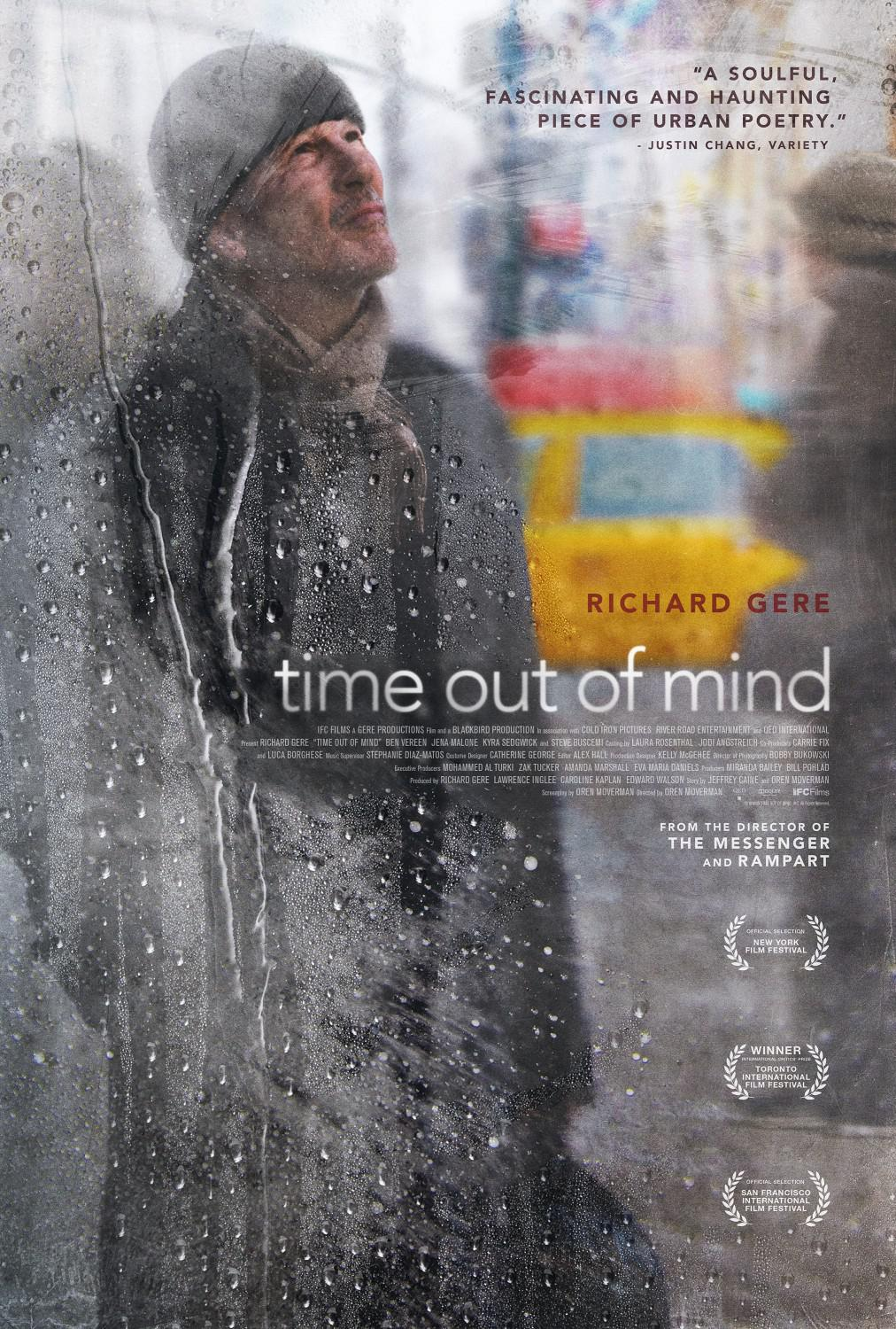 Time out of Mind - Gli Invisibili - Richard Gere - A soulful fascinating and haunting piece of urban poetry